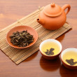 Stock Photo: Chinese tea ceremony