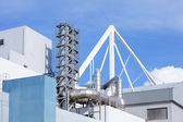 Mimarlık endüstriyel tesis — Stok fotoğraf