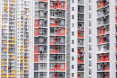 Housing in Hong Kong — Stock Photo