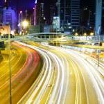 Traffic light on highway — Stock Photo #27662215