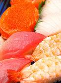 Japanese Sushi box — Stock Photo