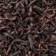 Chinese black tea background — Stock Photo