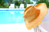 Relaxation in resort — Stock Photo