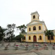 Our Lady of Carmel Church, macau — Stock Photo #2944660