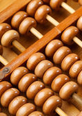 Chinese traditionele calculator, abacus — Stockfoto