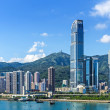 Tsuen Wan in Hong Kong — Stock Photo