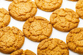 Homemade Cookie close up — Stock Photo