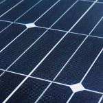 Solar panel — Stock Photo #30045045