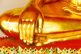 Part of the buddha statue — Stock Photo