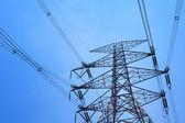 電力流通タワー — ストック写真