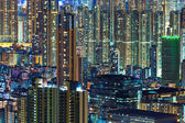 Wohnhaus in hong kong — Stockfoto