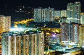 Wohnraum wohnung in hong kong — Stockfoto