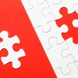 Symmetric puzzle — Stock Photo