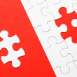 Stock Photo: Symmetric puzzle