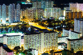Residential area in Hong Kong — Stock Photo