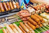 Tajlandia ulicy żywności — Zdjęcie stockowe