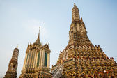 The Temple of Dawn Wat Arun — Foto de Stock