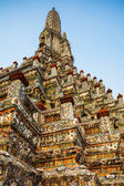 The Temple of Dawn Wat Arun in Thailand — Foto de Stock