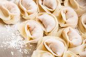 Ev yapımı hamur tatlısı — Stok fotoğraf