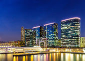 Office building in Kowloon — Stock Photo