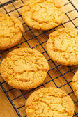 Baked cookies — Stock Photo