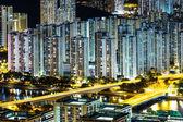 Hyreshus i hong kong — Stockfoto