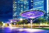 Singapore office building — Stock Photo