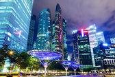 Singapur unternehmen gebäude — Stockfoto