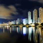 hong kong bei nacht — Stockfoto #31241705