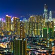 Hong Kong at night — Stock Photo #31243551