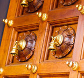 Door bell — Stock Photo