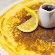 Sour and sweet pancake — Foto Stock