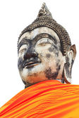 Ancient Buddha — Stock Photo
