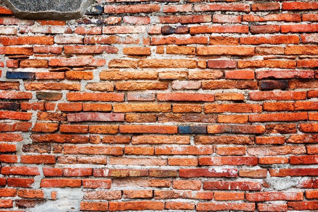 Sfondo di muro di mattoni antichi foto stock 31386139 for Disegni di garage di mattoni