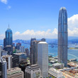 Financial district in Hong Kong — Stock Photo #31674451