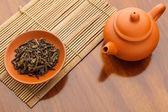 Cérémonie du thé chinois — Photo