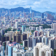 City view in Hong Kong — Stock Photo