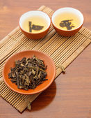 Traditional chinese tea — Stockfoto