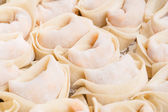 Chinese dumpling — Stock Photo