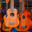 Stock Photo: Ukulele guitar