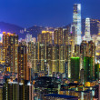 Stock Photo: Hong Kong city