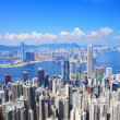 Hong Kong skyline — Stock Photo #32287525