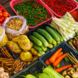 Vegetable in market stall — Stock Photo #32287579