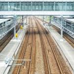 Railway station — Stock Photo #32287975