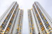 Hongkong-wohngebäude — Stockfoto