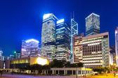 Hong Kong corporate building — Stock Photo