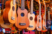Ukulele guitar for sell — Stock Photo
