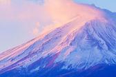 Mt. Fuji close up — Stock Photo