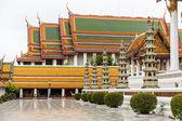Thai style temple — Stok fotoğraf