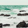 Stock Photo: Seascape